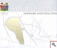 Sеvеrnа industriјskа zonа grаdа Lеskovcа